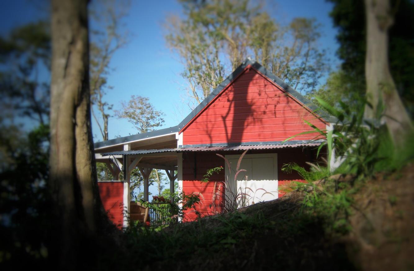 bungalow accueil